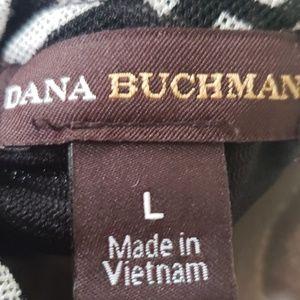 Dana Buchman Tops - Black and white blouse by Dana Buckman